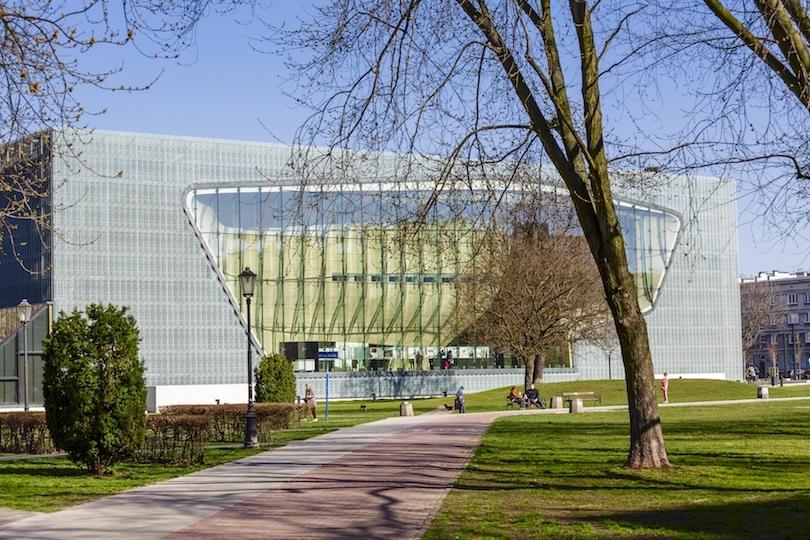 Muzeul de istorie a evreilor polonezi