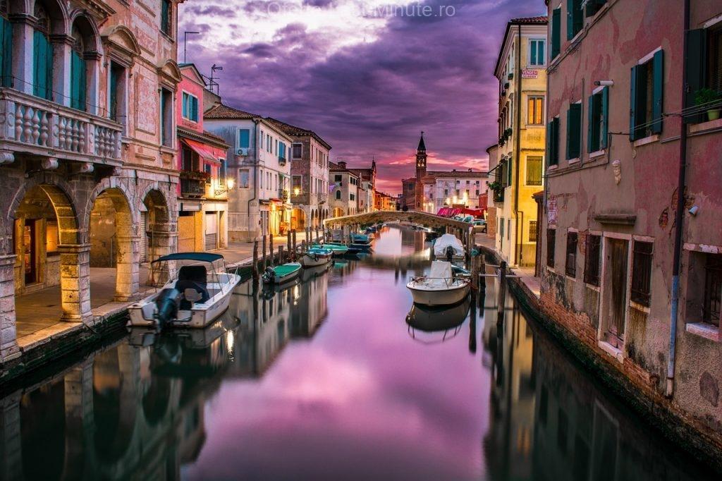 Canalele venetiene
