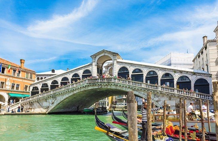 Ponte di Rialto (Podul Rialto) și San Polo