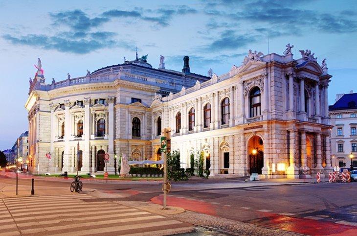 Burgtheater: Teatrul Național al Austriei