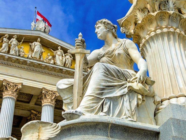 Clădirea Parlamentului Austriei