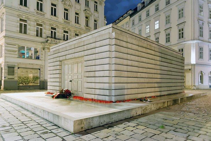 Muzeul Evreiesc și Memorialul Holocaustului Judenplatz