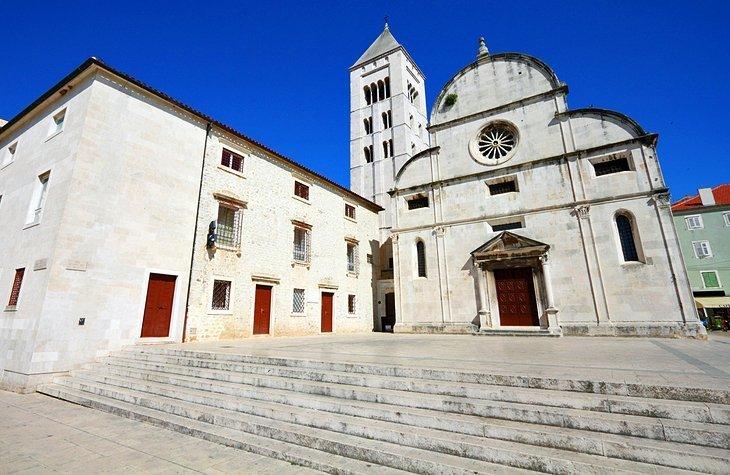 Biserica Sf. Maria și Aurul și Argintul din Zadar