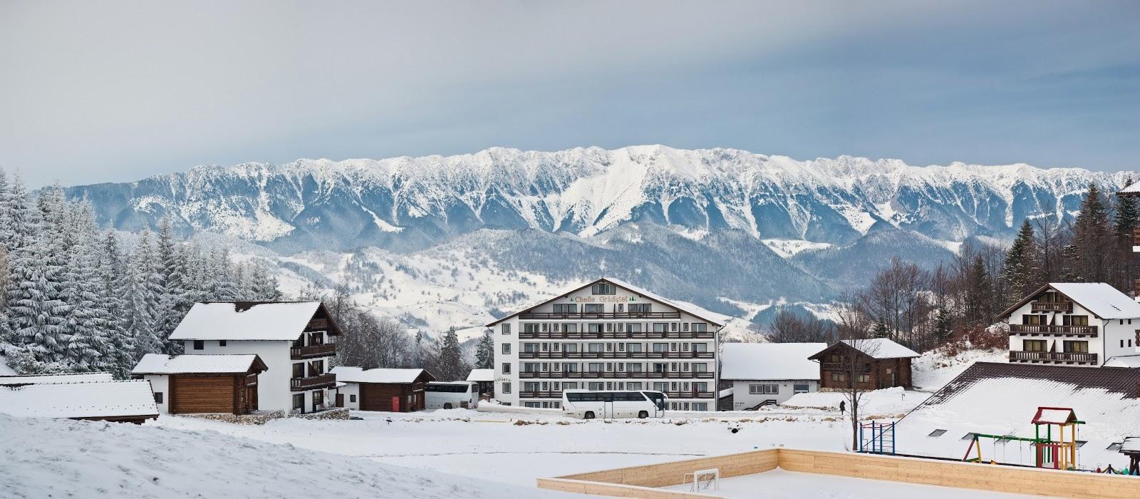 Revelion, Cheile Gradistei, Resort Moieciu – pret de la 2.450 RON (include cazare, mic dejun si Masa Festiva de Revelion) – 2 persoane, 3 nopti