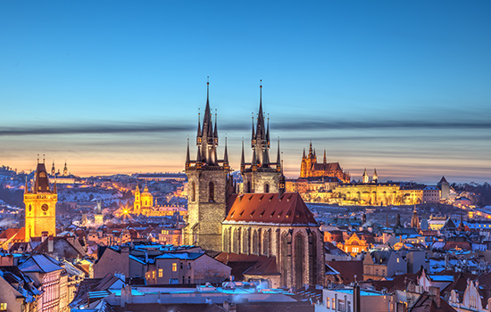 Despre Praga (Cehia), cand sa mergi, perioade bune si atractii turistice
