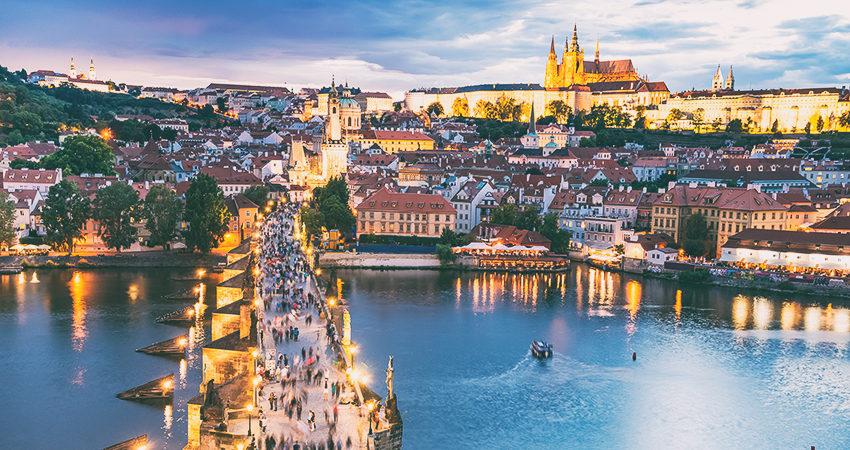 Zboruri pentru weekend prelungit in Praga – Aprilie 2021 – 36 EUR