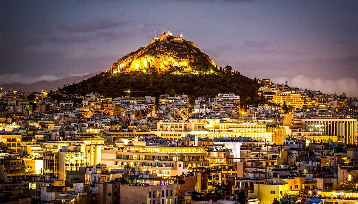 City break Grecia, 116 EUR (cazare + zbor)