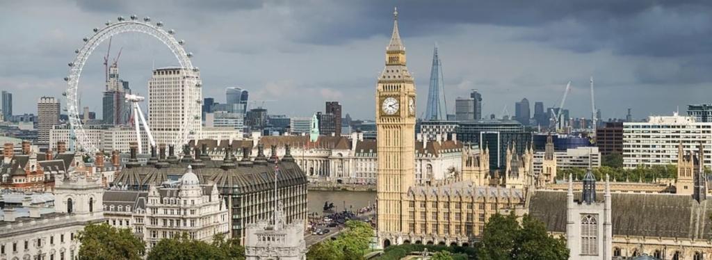 City break Londra, 24 EUR  dus – intors