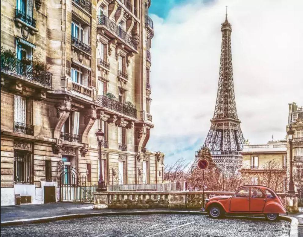 Zboruri Bucuresti – Paris- Februarie 2021 – Luna Indragostitilor – dus-intors – 80 EUR – 5 zile