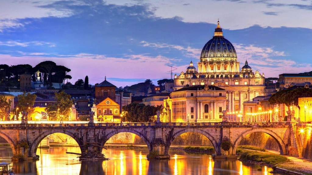 Zboruri super ieftine catre Roma – 20 EUR dus-intors