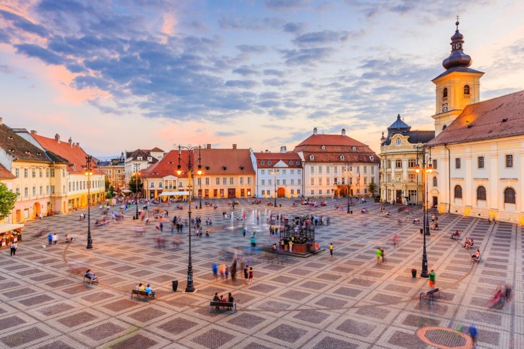 5 cazari de top in judetul Sibiu