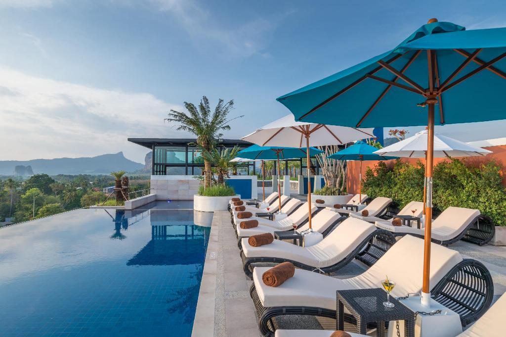 Cazare in Krabi, Thailanda – 4* – 69 lei/noapte – Aprilie-August 2021 – Anulare gratuita – Fara plata in avans