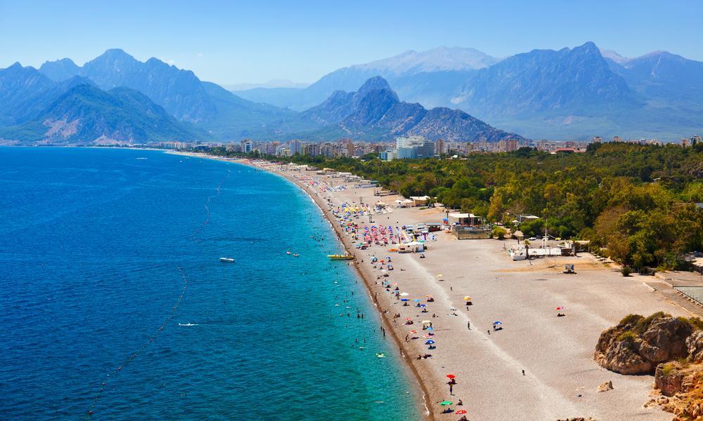 Vacanta All inclusive – Antalya- 734 EUR – 2 persoane (zbor, cazare all inclusive) – 8 zile – Martie – August