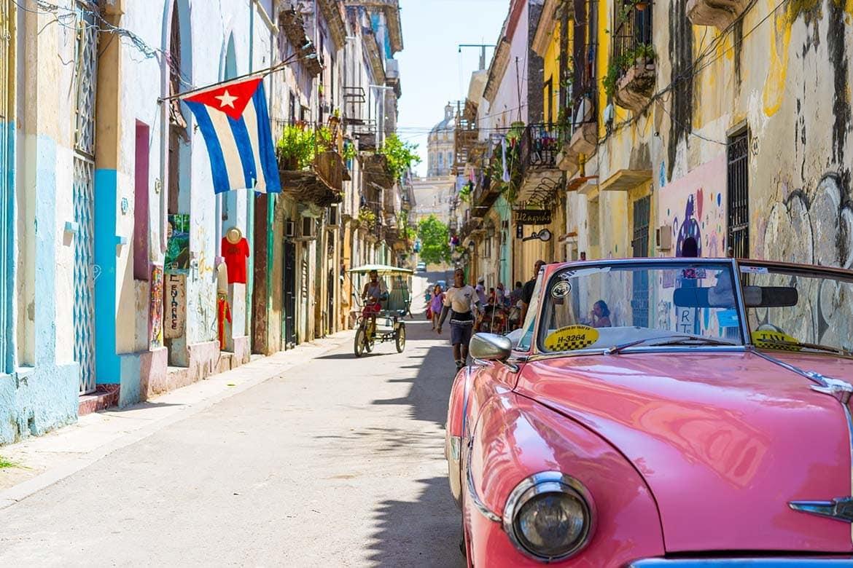 Zboruri Havana, Cuba – Aprilie, Mai 2021 – 427 EUR (dus – intors)