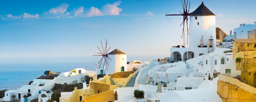Zboruri Bucuresti – Mykonos, Grecia – Aprilie 2021 – 189 lei (dus – intors)