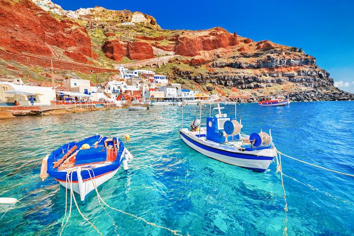Despre Santorini (Grecia), cum ajungi, cand, perioade si atractii turistice