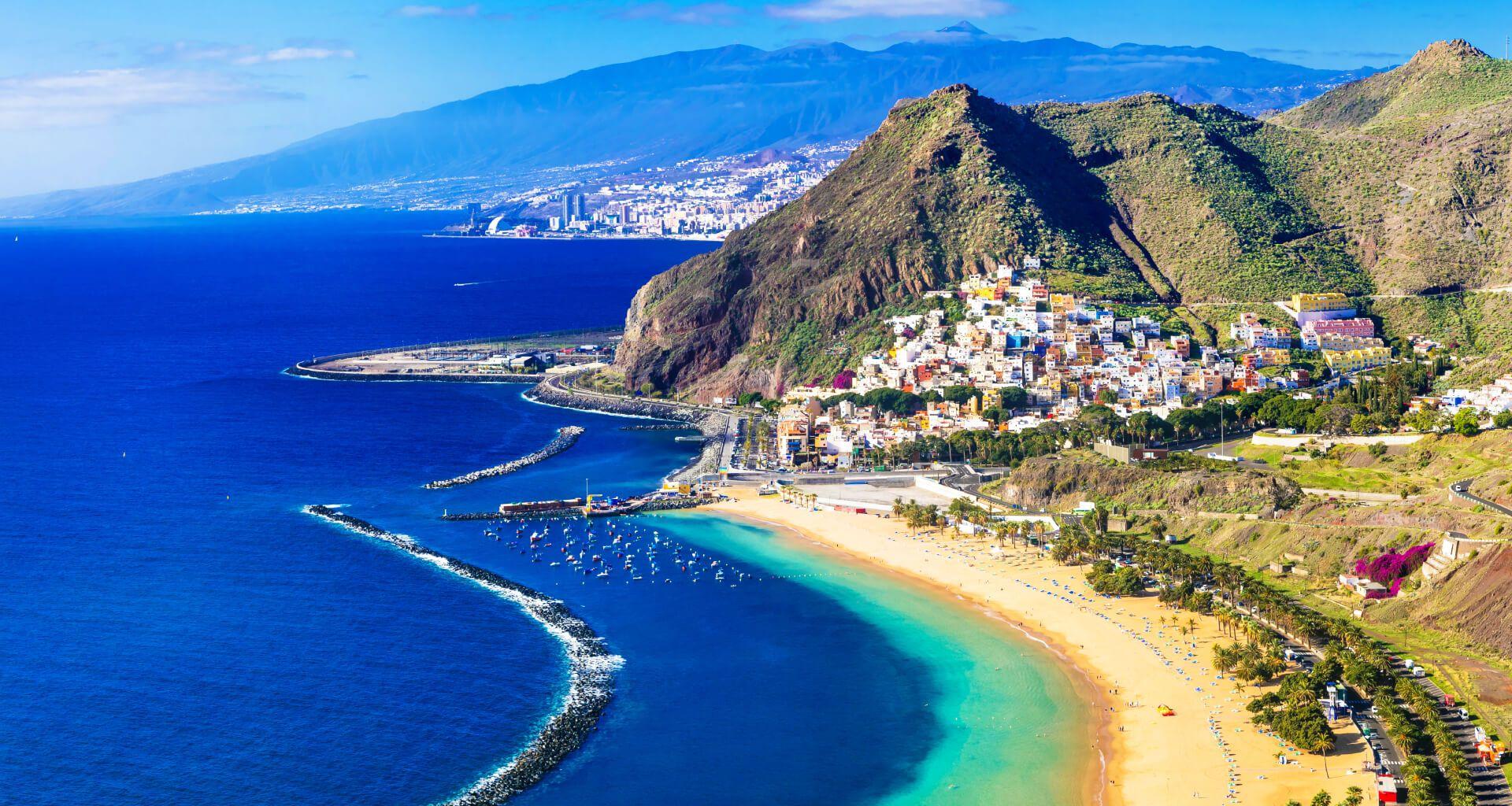 Oferta: Vacanta Tenerife – 239 EUR (zbor 99 EUR/persoana + cazare) – 7 nopti