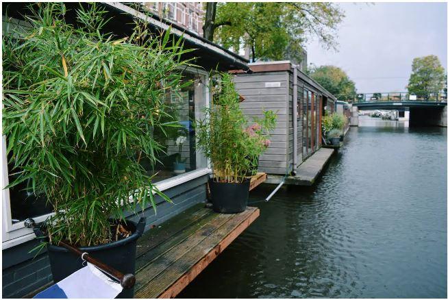 3 cazari deosebite in Amsterdam