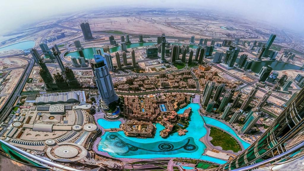 6 zile in Dubai 185 EUR (zbor + cazare) – Ziua Indragostitilor