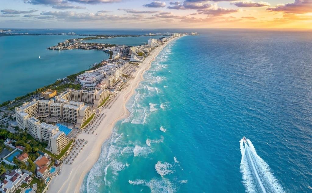 Zboruri Bucuresti – Cancun 462 EUR dus-intors, Martie – August