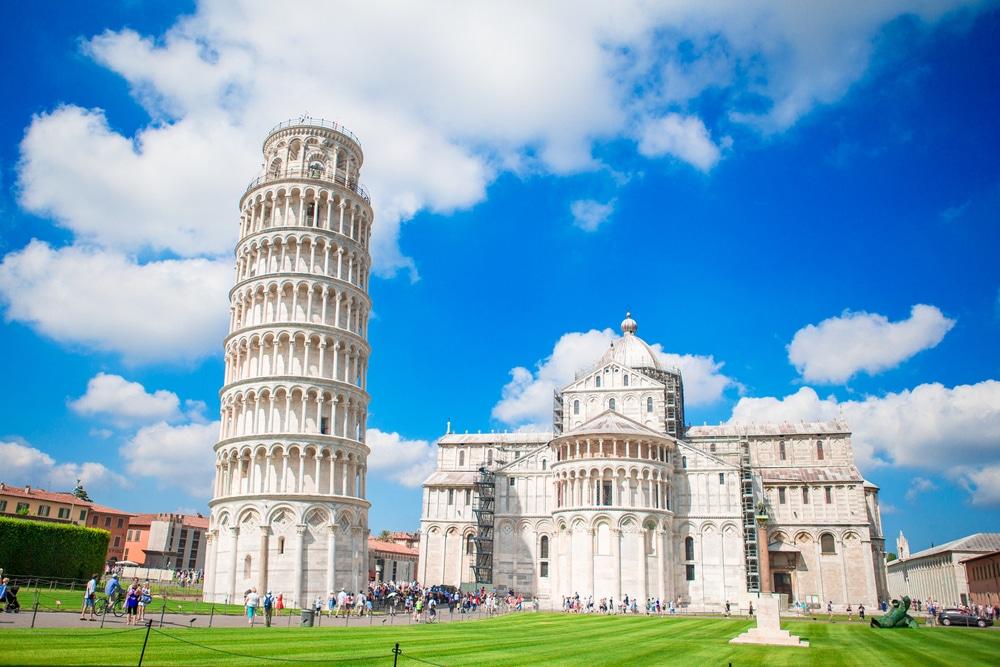 City Break in Pisa, Italia in plina vara! 85 euro (zbor si cazare 3 nopti)