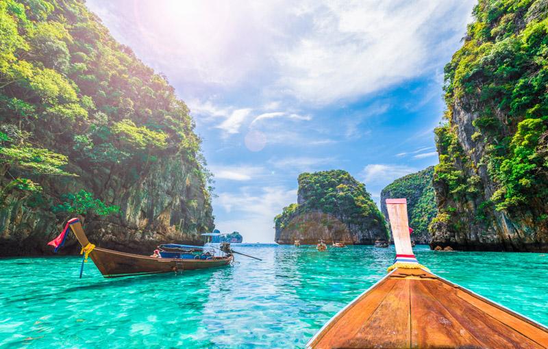 Vacanta in Thailanda – 563 euro – 11 nopti + zbor