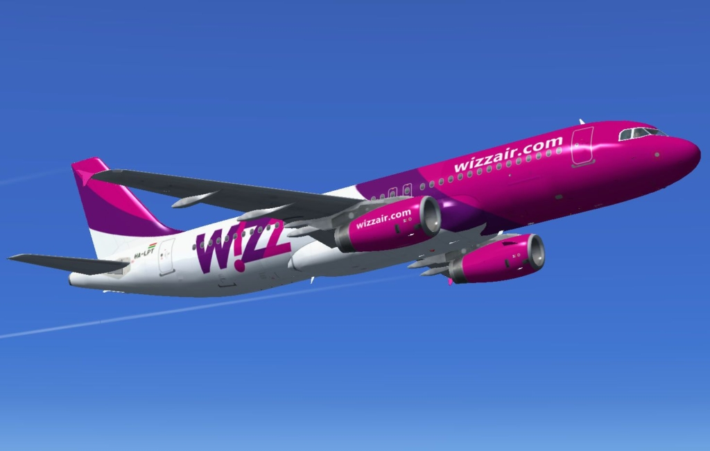 Wizz Air adauga temporar ruta Bucuresti – Dubai