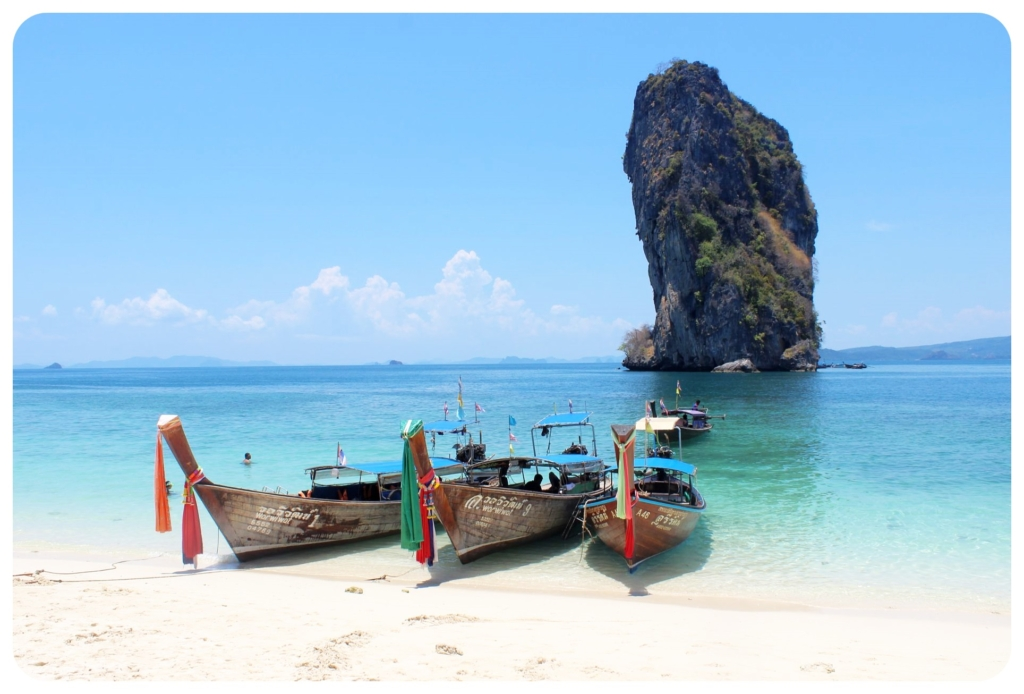 Zboruri catre Krabi, Thailanda – 618 euro (dus-intors)