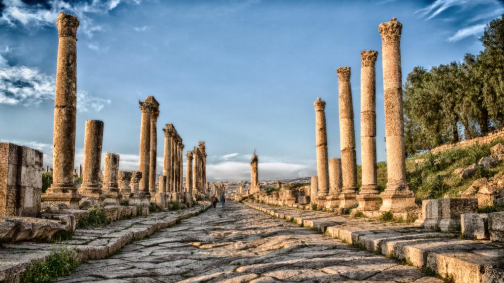 Despre Amman (Iordania), cum ajungi, cand, perioade si atractii turistice
