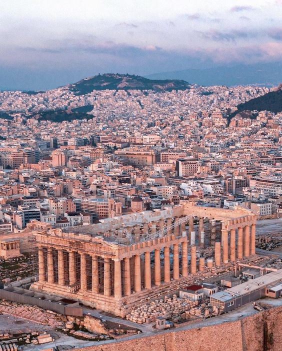 Despre Atena (Grecia), cand sa mergi, perioade bune si atractii turistice