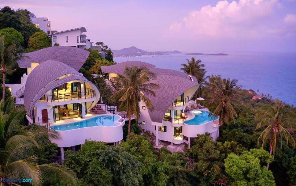 Cazare foarte ieftina in Thailanda – 78 euro/camera – 2 piscine infinite incredibile – pana in Decembrie