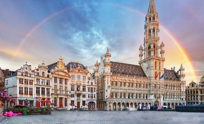Vara! City break de weekend in Bruxelles, Belgia! 95 euro (zbor + cazare 3 nopti)