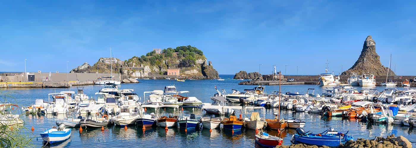 Zboruri ieftine catre Catania, Italia incepand de la 82 euro dus-intors