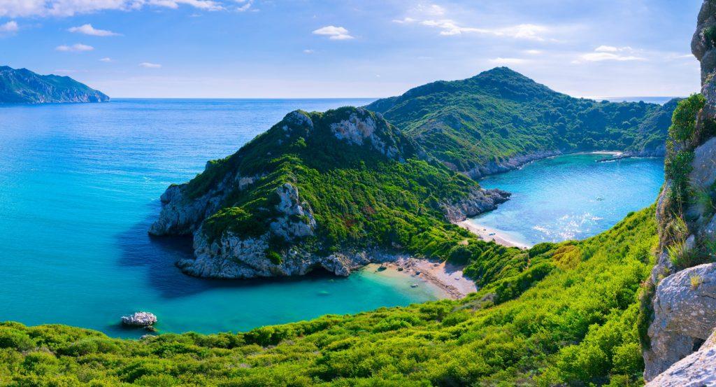 O saptamana de vara in Corfu, Grecia – 275 euro (zbor + cazare)