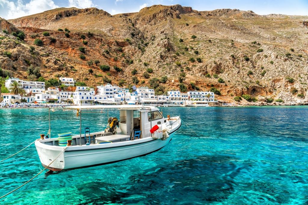 O saptamana in Creta! 195 euro (zbor + cazare)