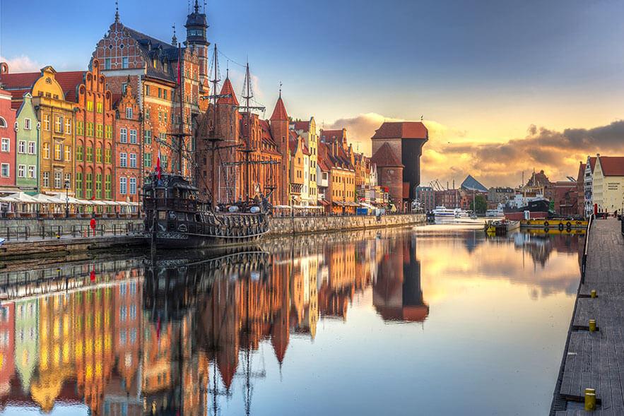 City Break de toamna in Gdansk, Polonia, 180 euro ( zbor si cazare 4*)