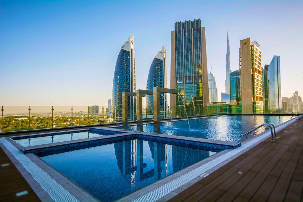 Cel mai înalt hotel din lume! Hotel Gevora din Dubai 35 € /camera!
