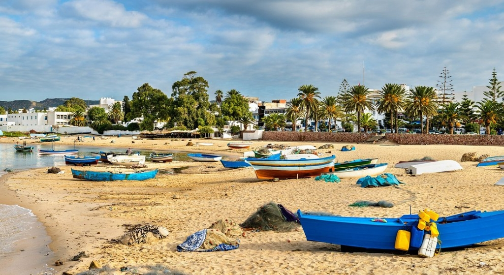 Vacanta in Statiunea Hammamet, Tunisia, zbor si cazare ALL INCLUSIVE o saptamana in Septembrie – 309 euro