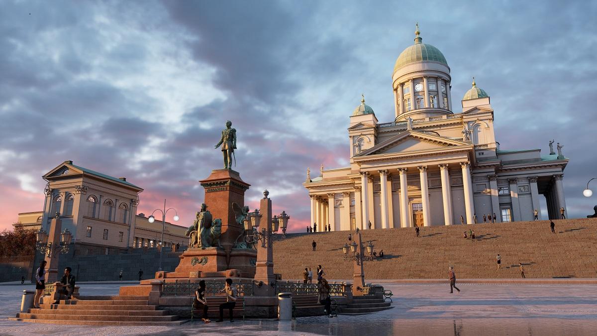 Despre Helsinki (Finlanda), cum ajungi, cand, perioade si atractii turistice