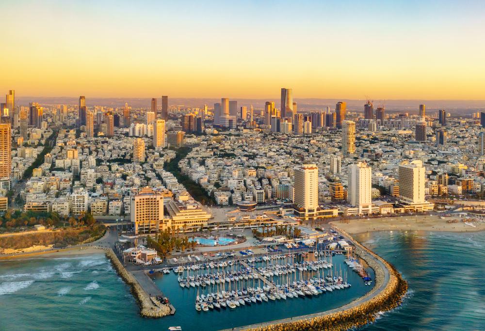 Zboruri ieftine catre Tel Aviv, Israel – de la 38 EUR dus-intors