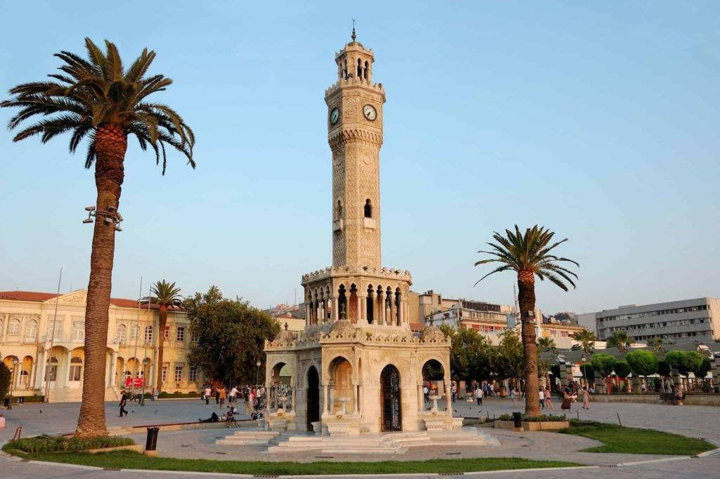 Despre Izmir (Turcia), cum ajungi, cand, perioade si atractii turistice