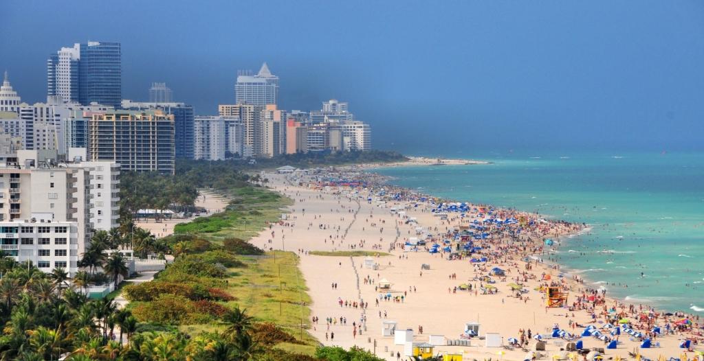 Zboruri ieftine catre Miami, USA – preturi de la 334 euro (dus-intors)