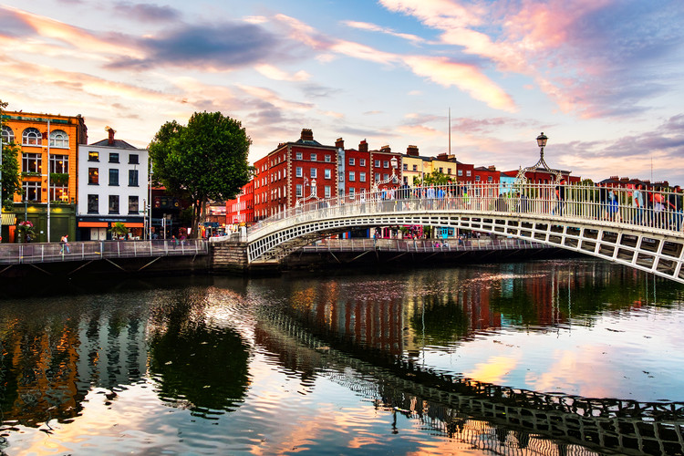 Zboruri Dublin – de la 77 EUR dus-intors