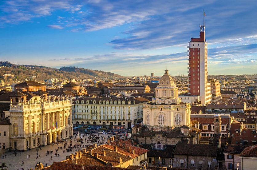 IUNIE! Vacanta in Torino, Italia, capitala Piemontului din nordul Italiei, 96 euro (zbor si cazare 3 nopti)