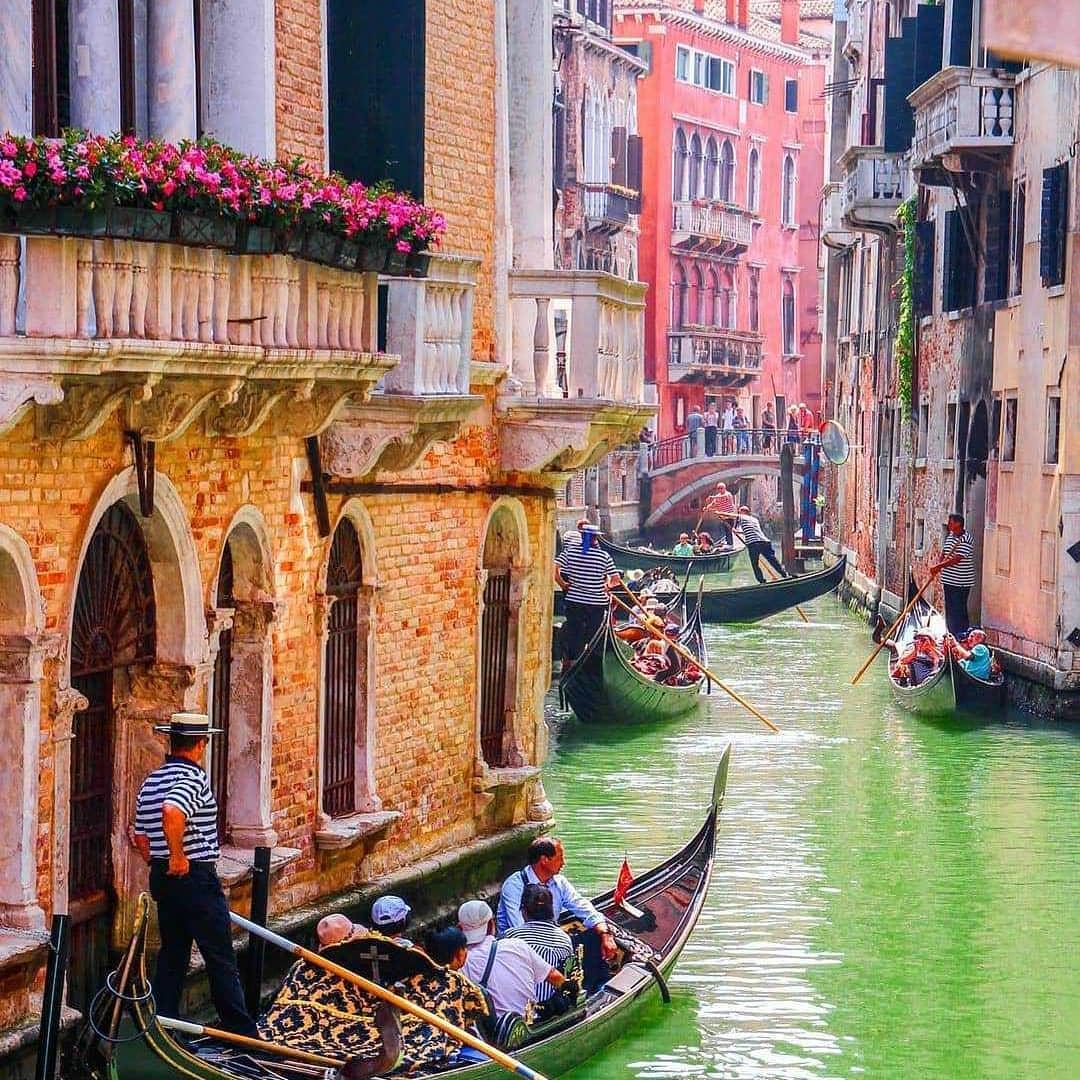 Weekend prelungit in Venetia, incepand de la 127 euro