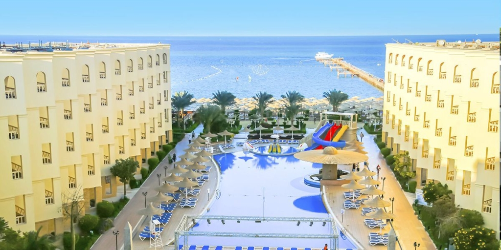 Hotel de 5* in Hurghada, Egipt, 45 euro/noapte – ALL INCLUSIVE
