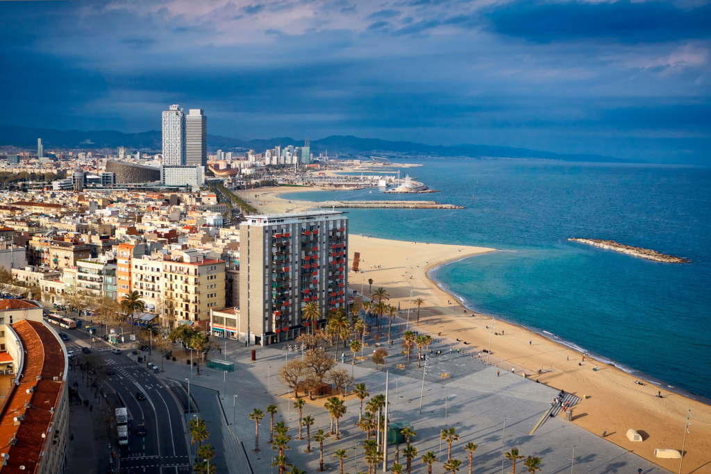City break Barcelona – 98 EUR (zbor + cazare)