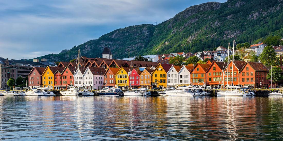 Despre Bergen (Norvegia), cand sa mergi, perioade bune si atractii turistice