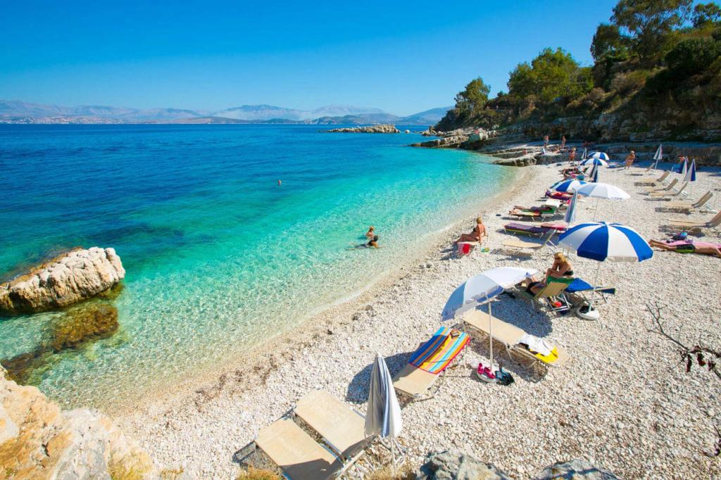 Vacanta in plin sezon , Corfu, Grecia – 246 euro (zbor + cazare 8 nopti)