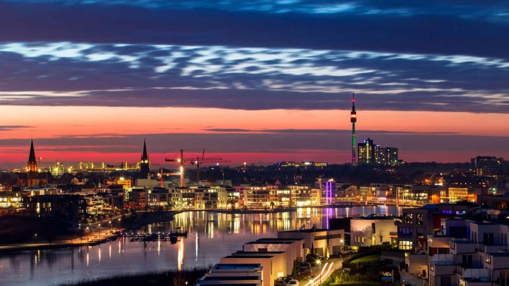Zboruri foarte ieftine catre Dortmund, Germania – 70 euro (dus-intors)